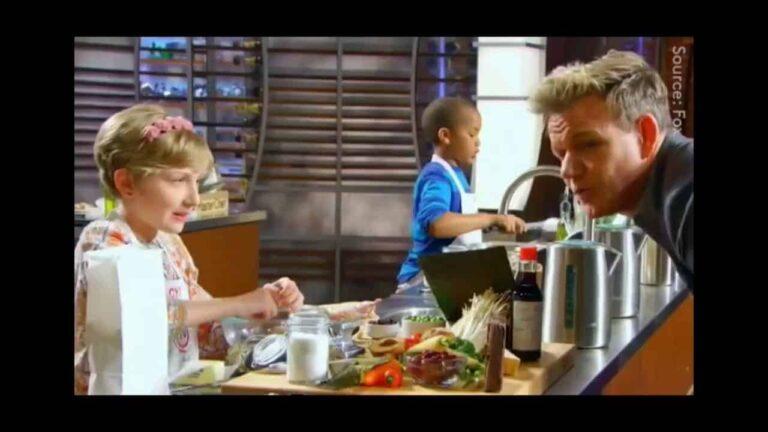 Gordon Ramsay losing it with kids
