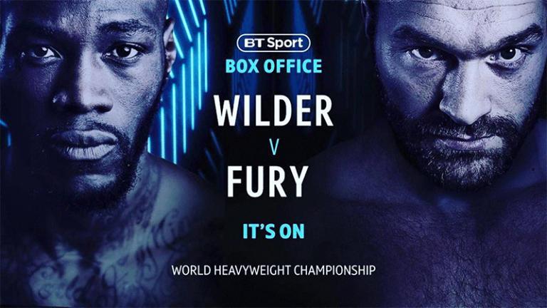 Tyson Fury vs Deontay Wilder fight date announced for December 1st 2018