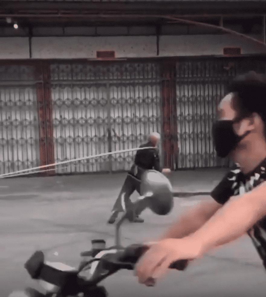 World's Biggest Hula Hoop