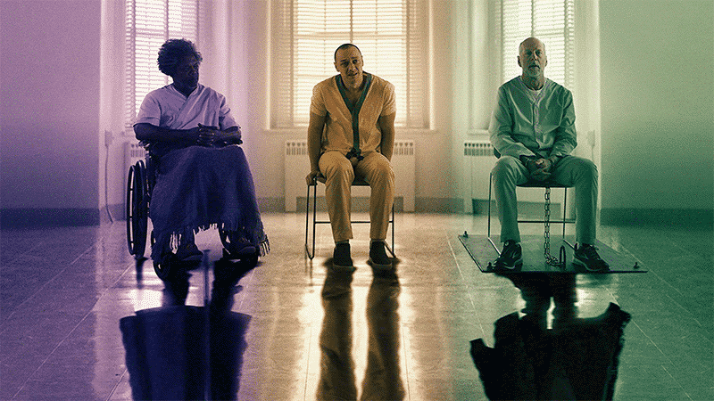 M. Night Shyamalan's Glass - Must See Movies For 2019