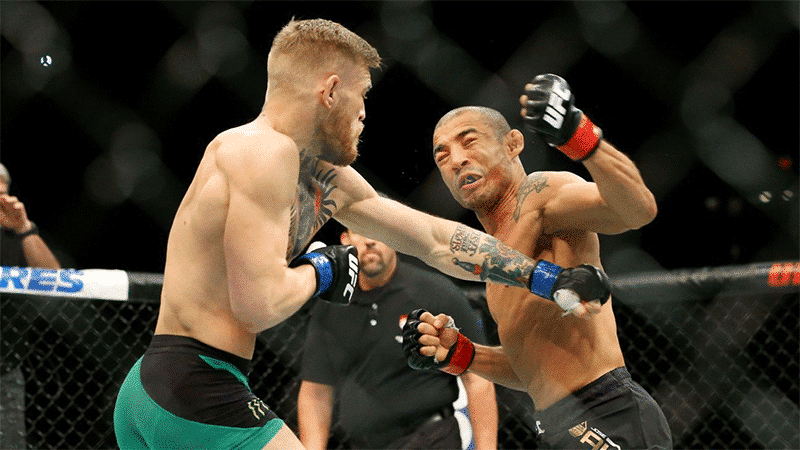 Conor McGregor vs Jose Aldo UFC 194 | ESPN