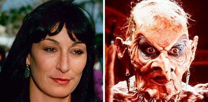 Anjelica Huston Grand High Witch The Witches