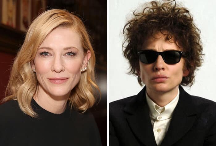 Cate Blanchett Bob Dylan Im Not There