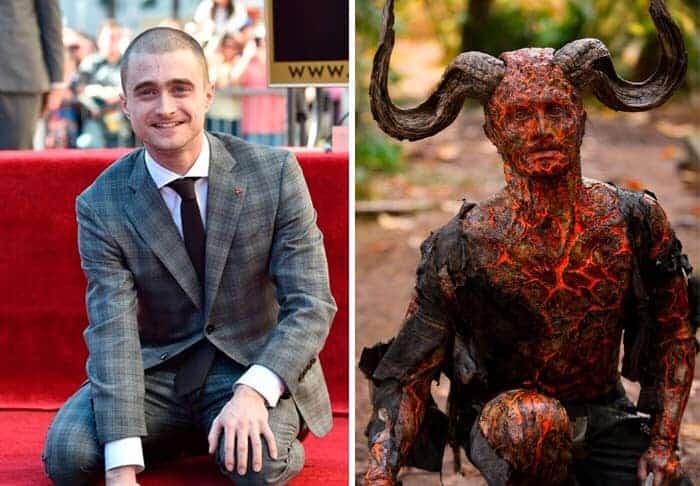 Daniel Radcliffe Ig Perrish Horns