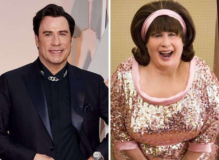 John Travolta Edna Turnblad Hairspray