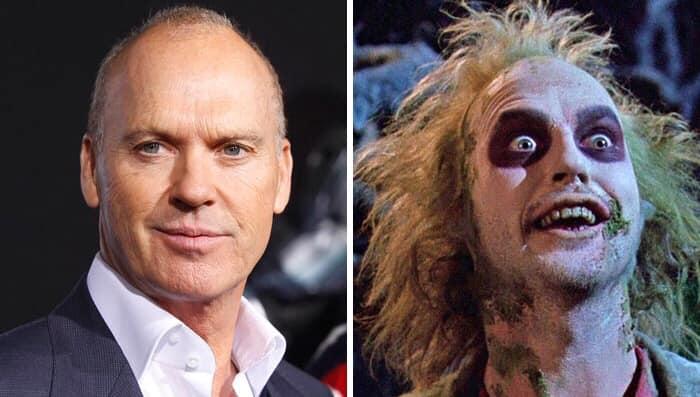 Michael Keaton Betelgeuse Beetlejuice