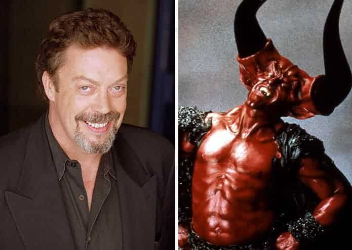 Tim Curry The Lord Of Darkness Legend