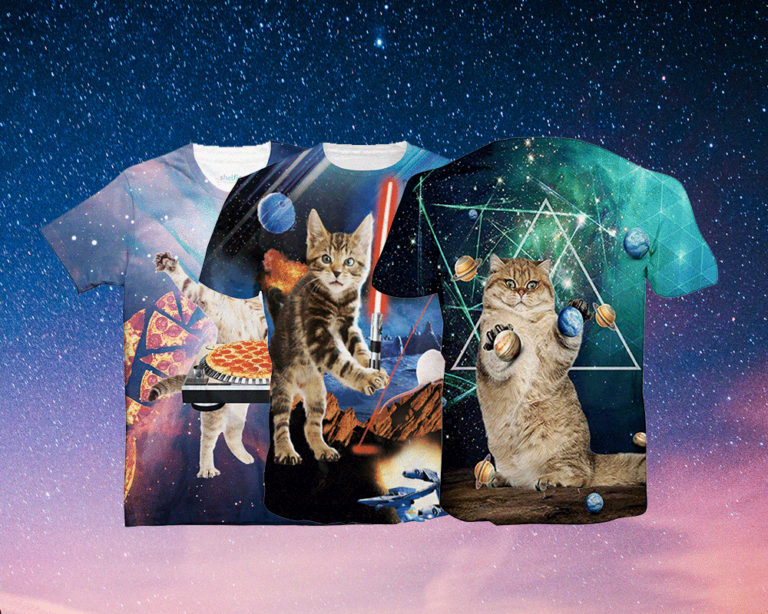 14 of the most epic cat t-shirts you need in your life