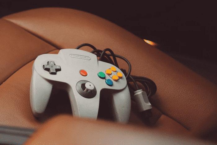 Nintendo 64 Controller - 1996
