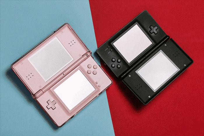 Nintendo DS Lite Console