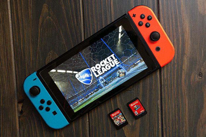 Nintendo Switch Console 2017