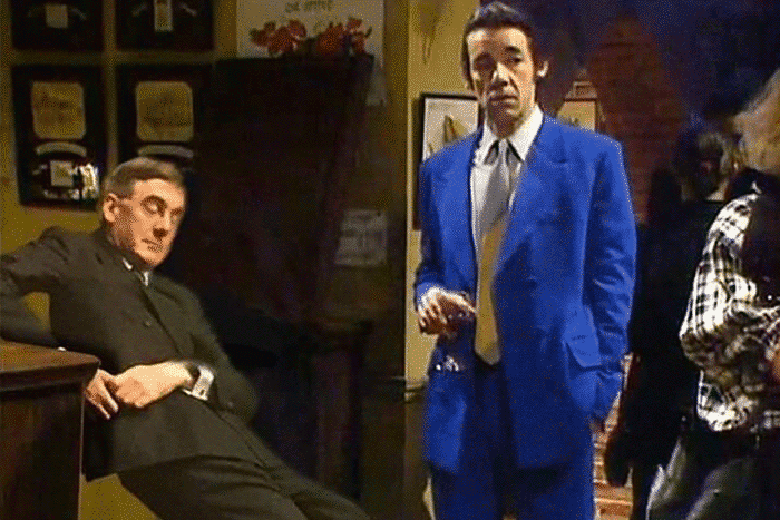 Only Fools and Horses Meme