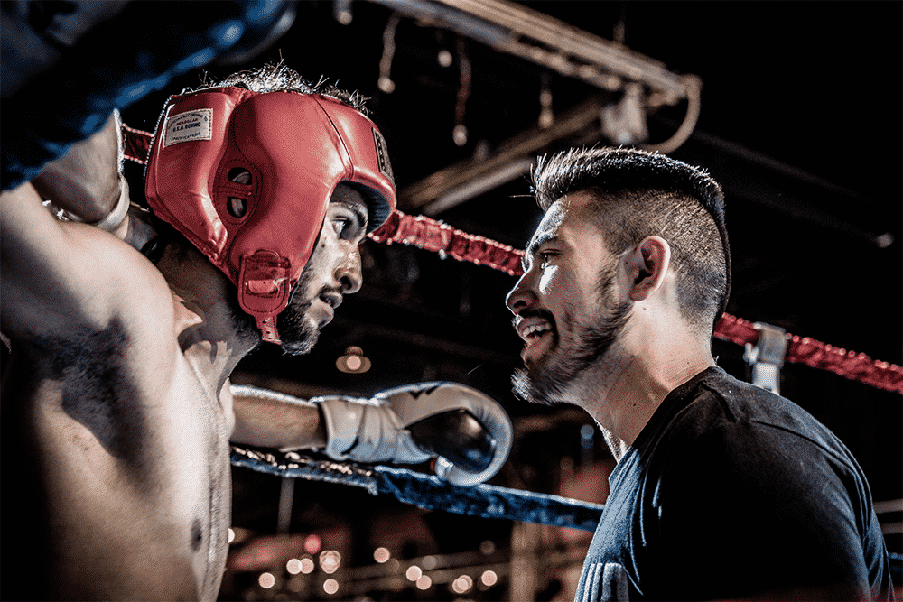 Charity Boxing Events