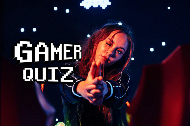 Our first ever Gamer Quiz