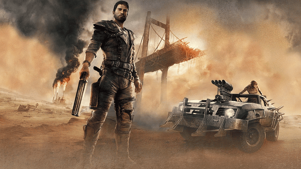 mad max 2015 game