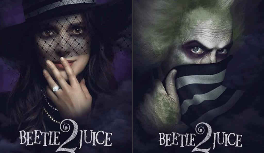 beetlejuice 2 sequel trailer