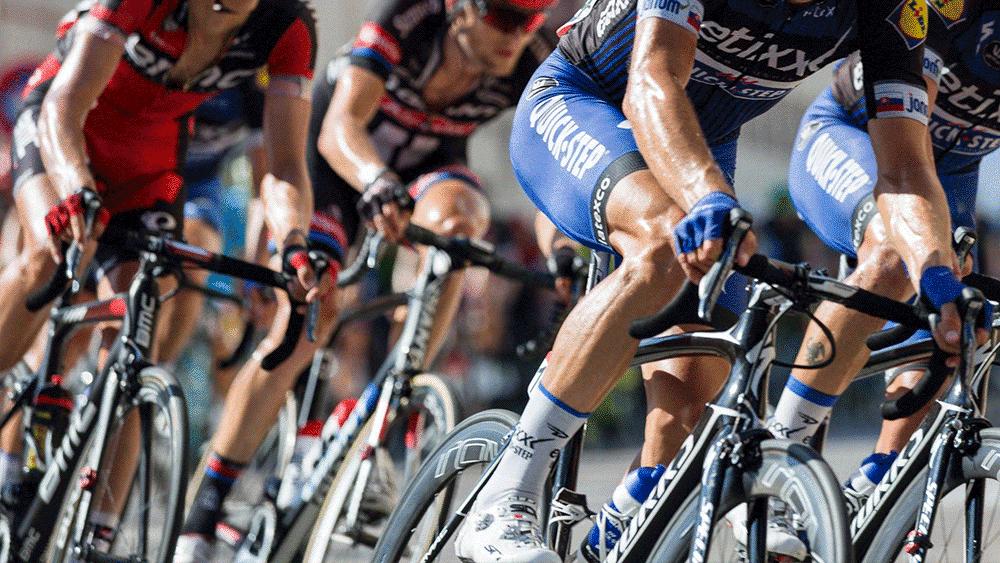 cycling leg muscles