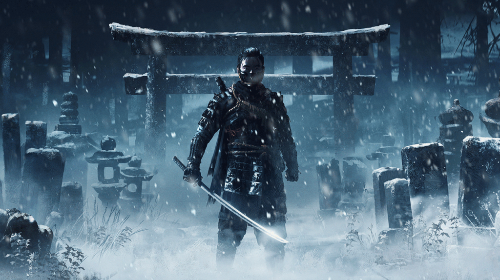 ghost of tsushima video game release date