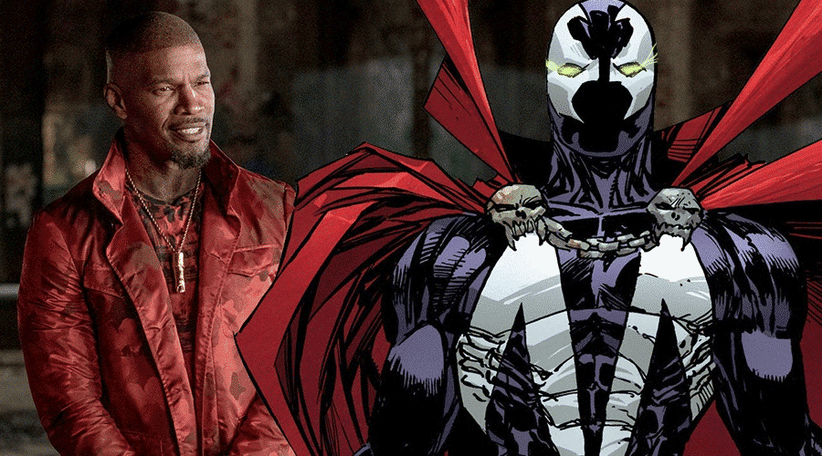 jamie foxx spawn 2020 movie