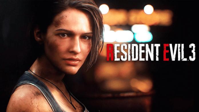 resident evil 3 release date