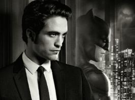 Robert Pattinson DC Batman Movie