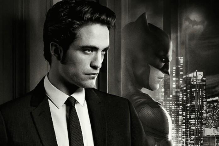 Robert Pattinson DC Batman Movie