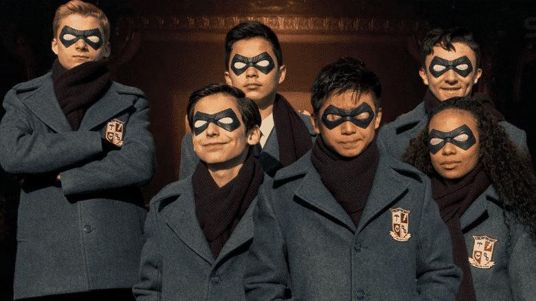 The Umbrella Academy Season 2 Netflix 2020