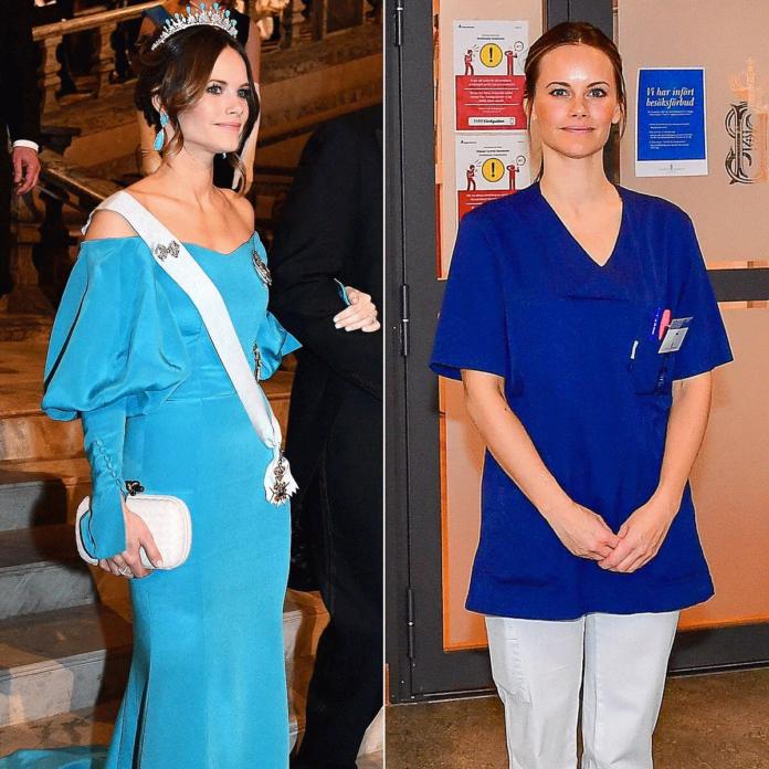 princess sofia sweden nurse
