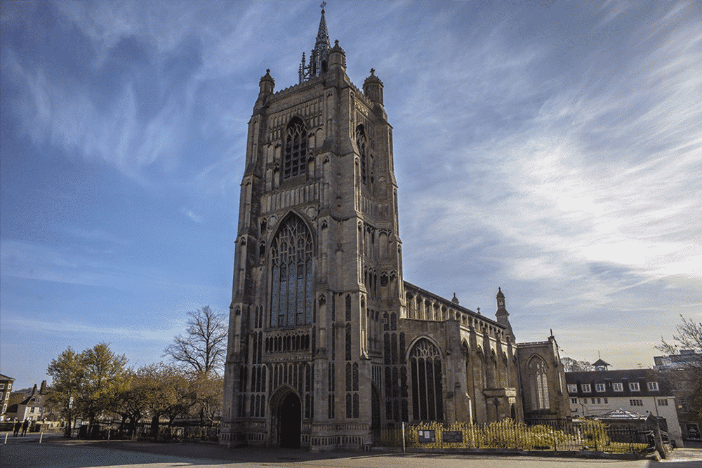 st peter mancroft church norwich