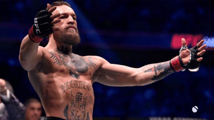 conor mcgregor announces retirement from UFC