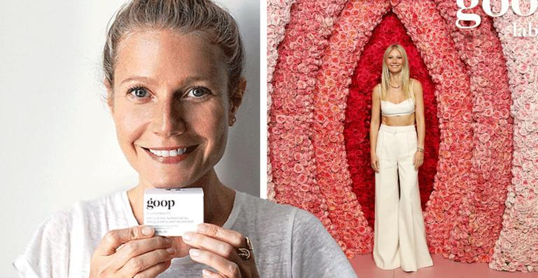 """Gwyneth Paltrow candle """"This Smells Like My Orgasm"""" announced"""