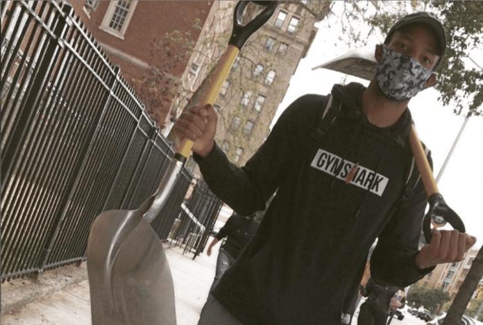 gymshark alex refund riots cleanup