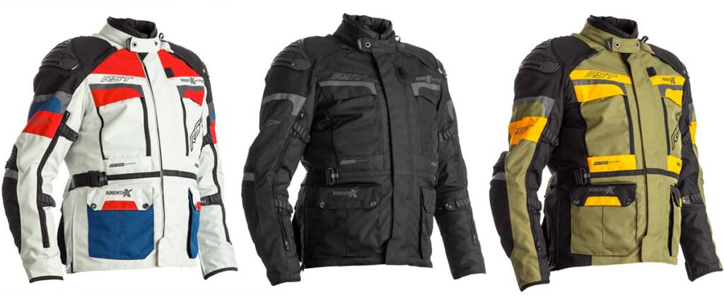 rst pro series adventure-x textile jacket