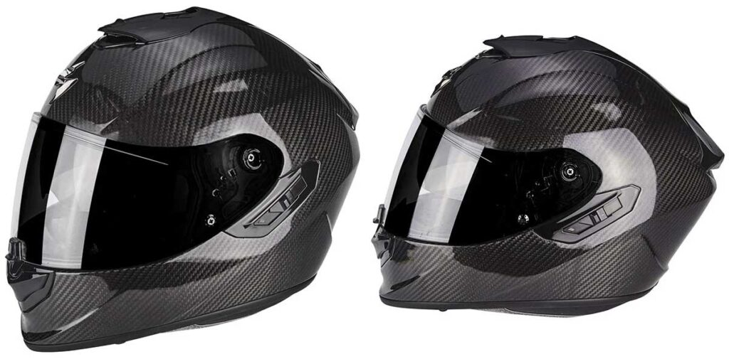scorpion exo-1400 carbon air helmet review