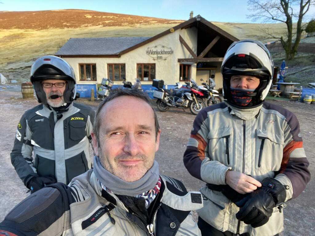 motocycle touring ideas uk