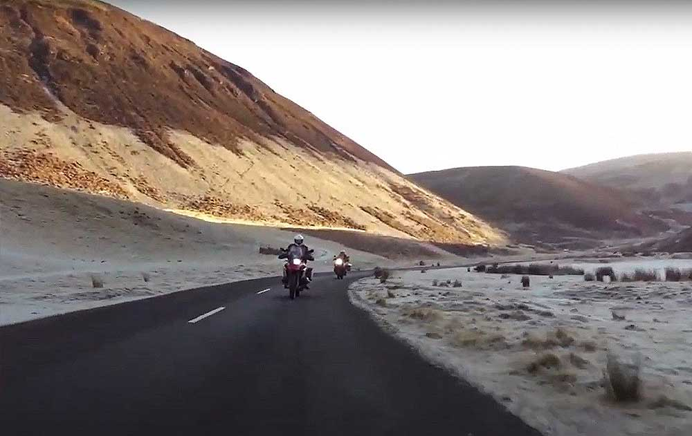 the three pubs challenge on bikes