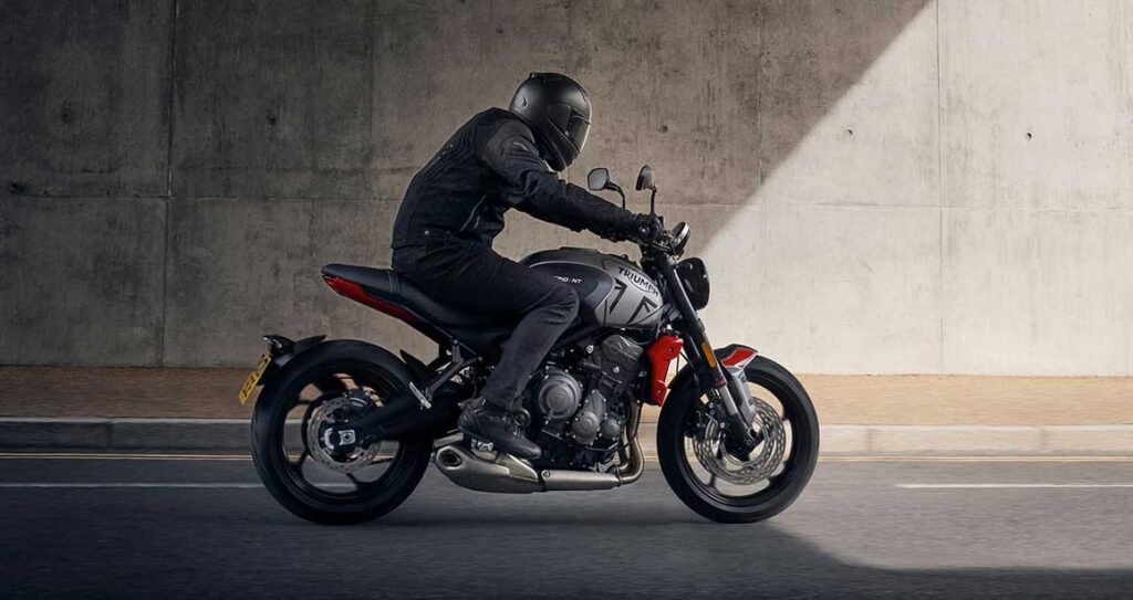 triumph trident 660 2021 review
