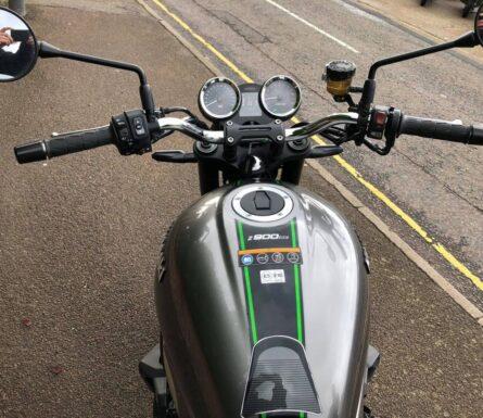 Kawasaki Z900RS ZR 900 CLFA 111 BHP