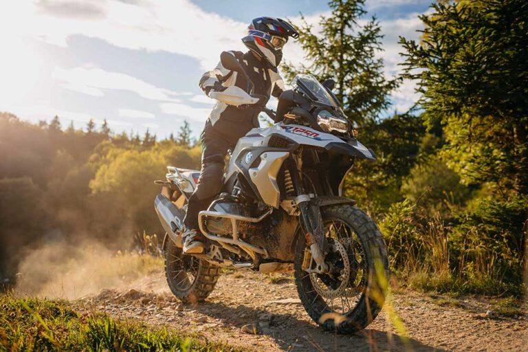 BMW R1250GS Adventure Motorbike Review