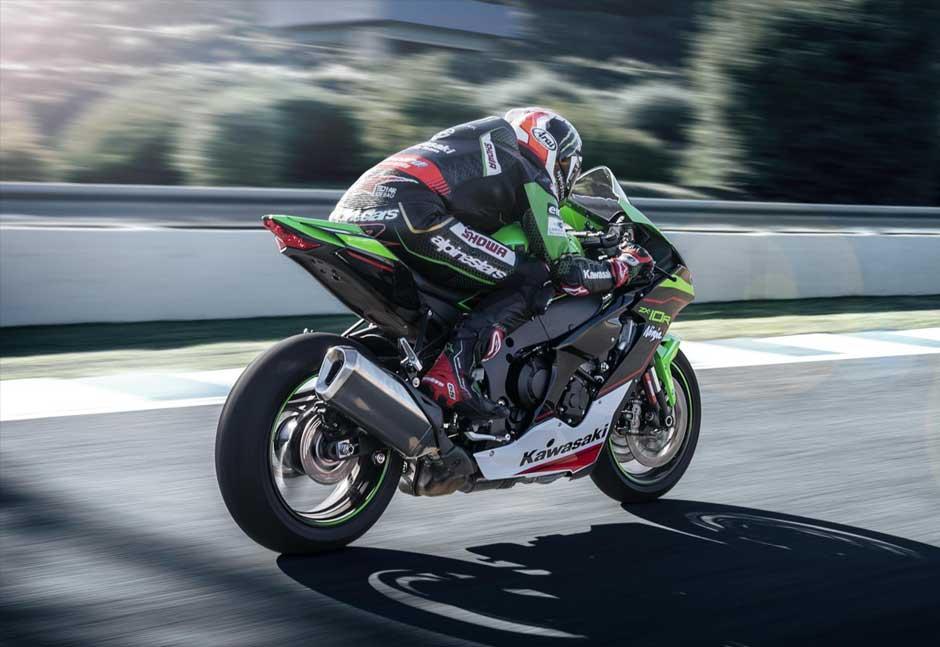 kawazaki zx10r ninja 2020 motorcycle review
