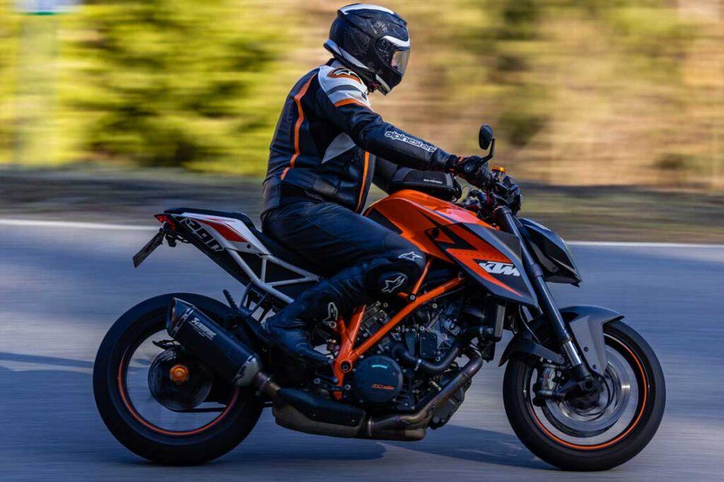 ktm superduke 1290 motorcycle