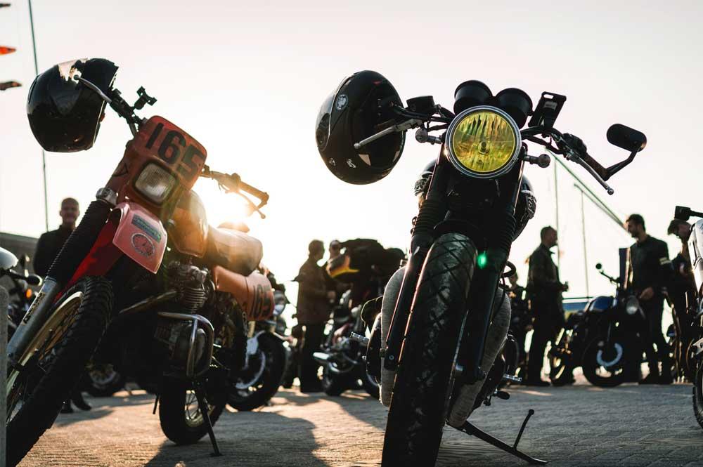 lockdown easing motorcycle riding