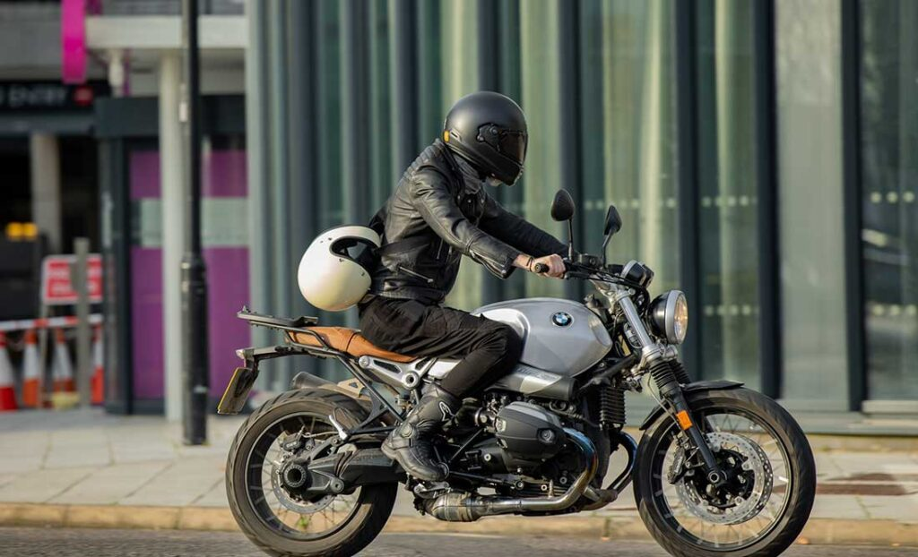 motorcycle helmet shoulder strap sling