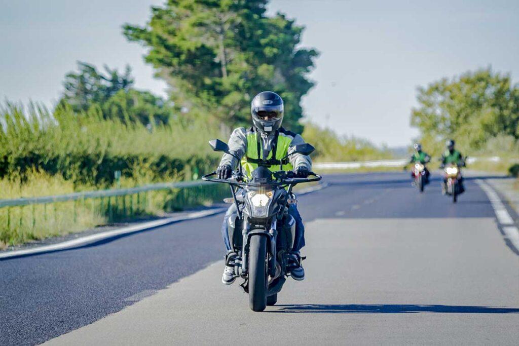 motorcycle training post covid lockdown