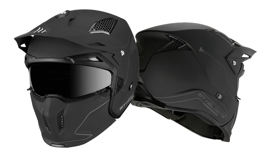 mt streetfighter sv helmet review