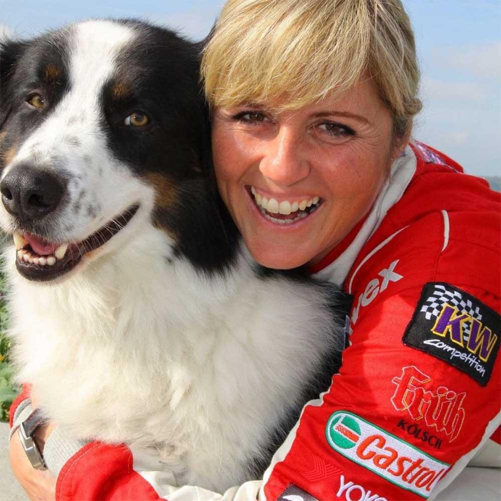 sabine schmitz female racing driver