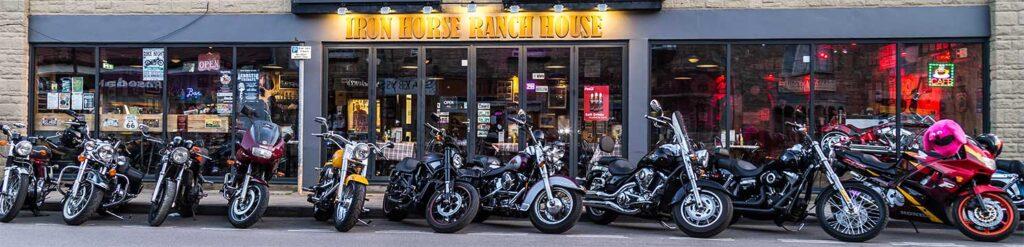 iron horse ranch house peterborough bike cafe
