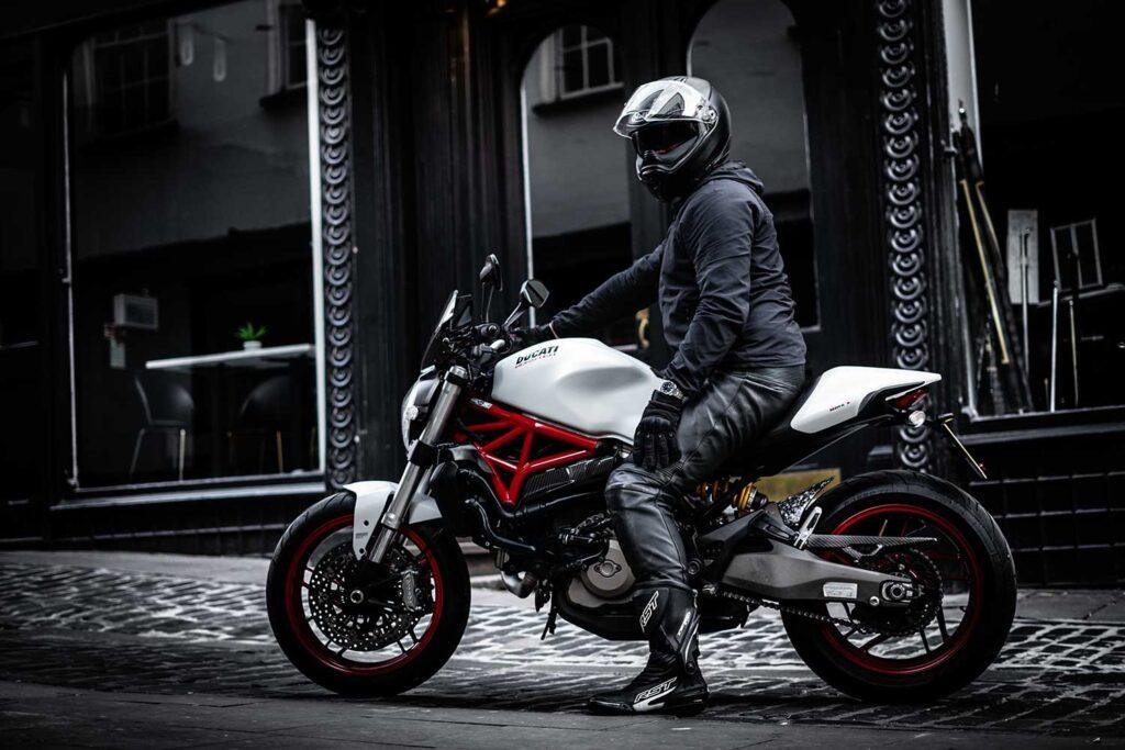 ducati monster motorbike