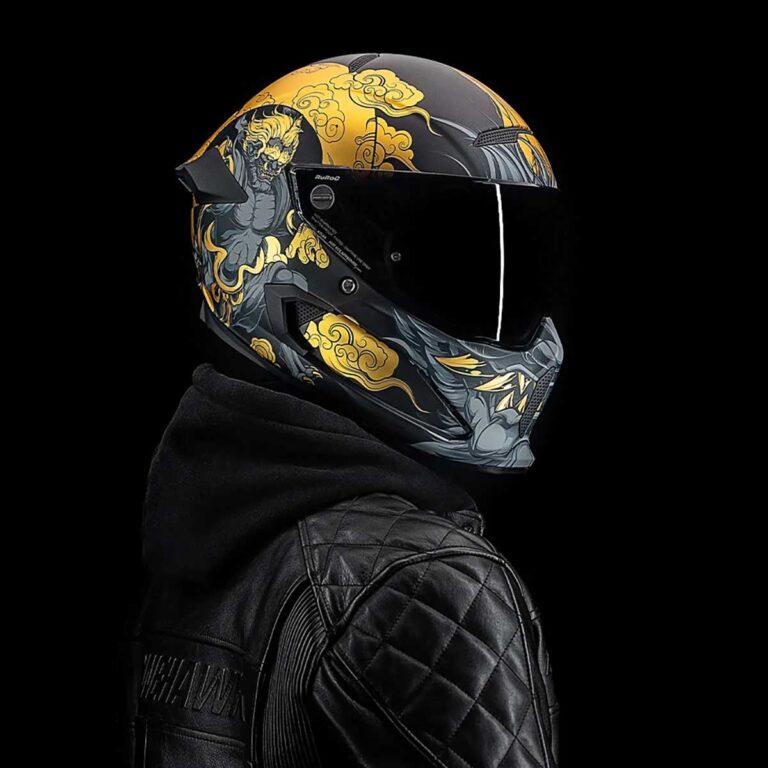Ruroc Atlas 3.0 Motorcycle Helmet Review 2021