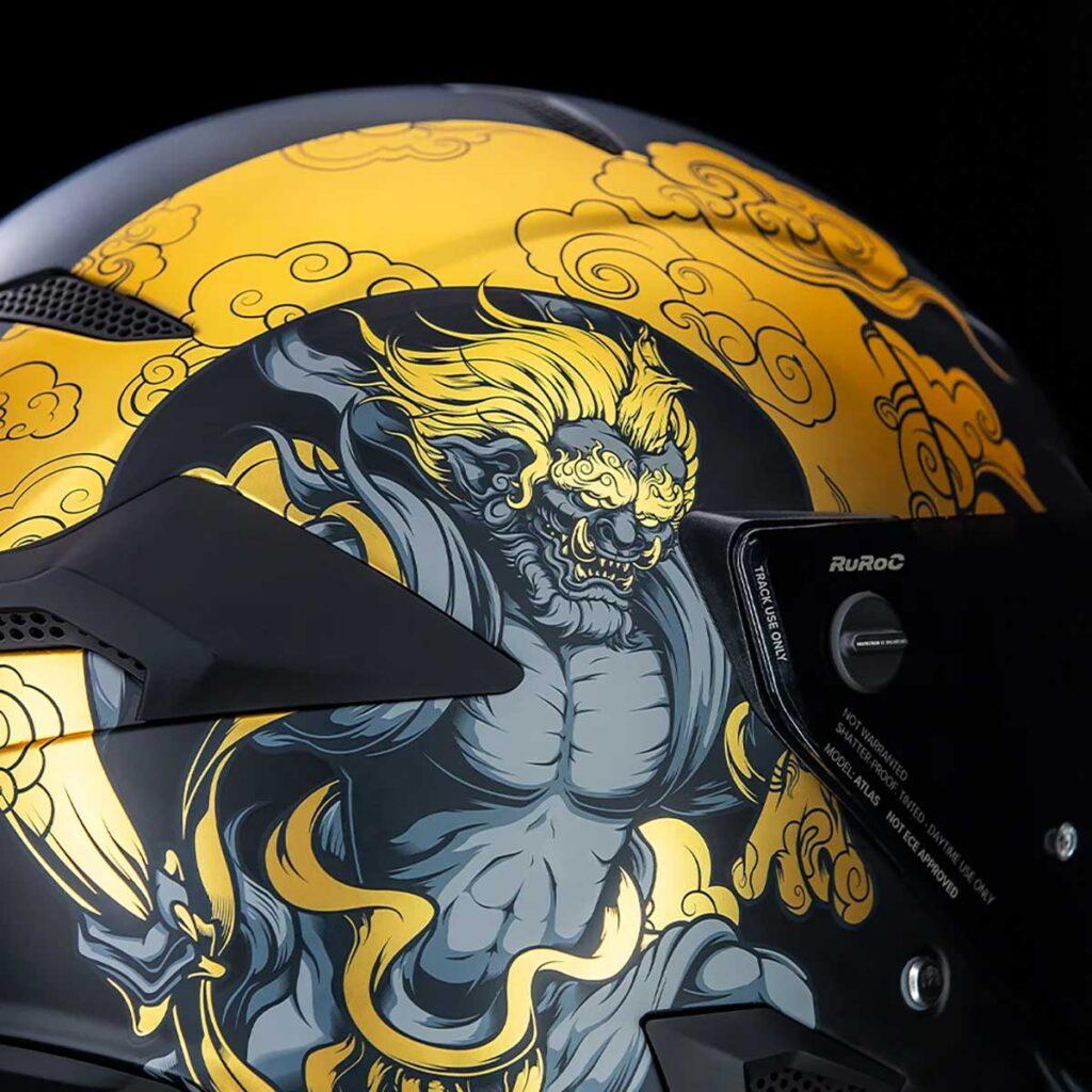ruroc atlas 3.0 helmet review